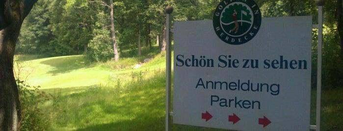 Golfanlage Herdecke is one of Golf und Golfplätze in NRW.