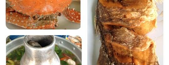 Sung Wean Seafood is one of Top Taste.