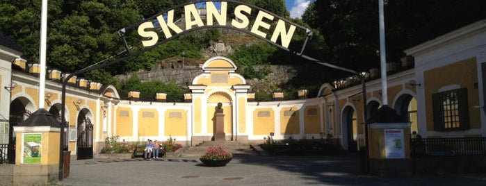 Skansen is one of Stockholm City Guide.