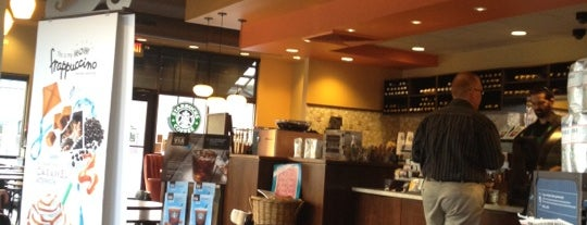 Starbucks is one of Lieux qui ont plu à Jerod.
