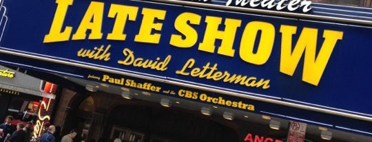 Ed Sullivan Theater is one of Trip to New York City.