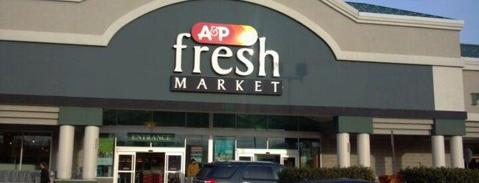ACME Markets is one of Tempat yang Disukai Mario.