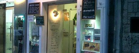 el rincón de la empanada gallega is one of Restaurantes - Galegos.