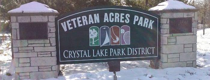 Veteran Acres Park is one of Been To.