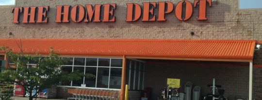 The Home Depot is one of Locais curtidos por DaByrdman33.