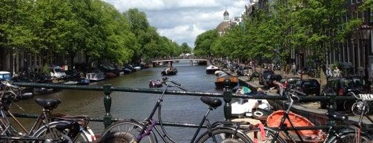 Café Van Zuylen is one of Amsterdam, The Netherlands.