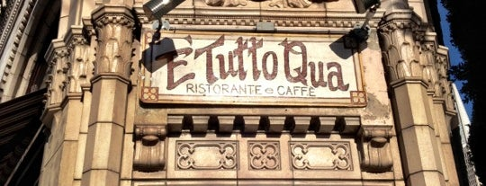 È Tutto Qua! is one of SF spots.