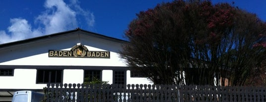 Cervejaria Baden Baden is one of Fabioさんの保存済みスポット.