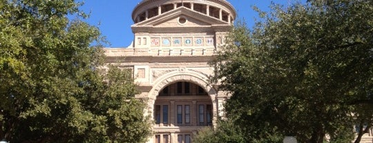 Capitol Visitors Center is one of Austin.