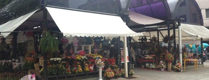 Mercado das Flores is one of CWB - Floriculturas.