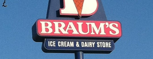Braum's is one of I've Been Here.