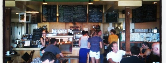 Newbreak Coffee & Cafe is one of SD's best spots to do work.