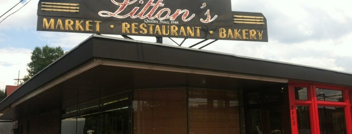 Litton's is one of Knoxville area.