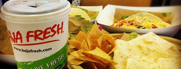 Baja Fresh is one of Locais curtidos por Christy.