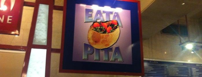Eata Pita is one of Flatiron Grab n Go Noms.