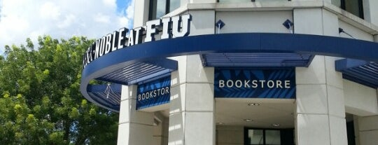 FIU Bookstore is one of EricDeeEmさんのお気に入りスポット.