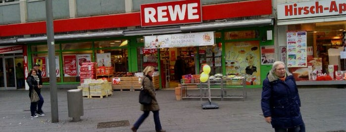 REWE is one of SU Text/Adresse.