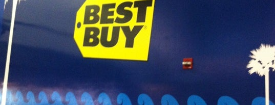 Best Buy is one of Lugares guardados de Fabio.