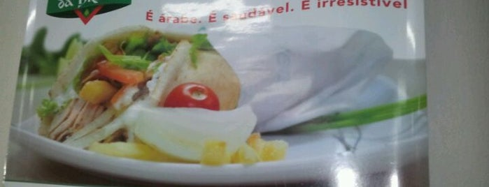 Shawarma da Brima is one of Galdino Farias Santosさんのお気に入りスポット.