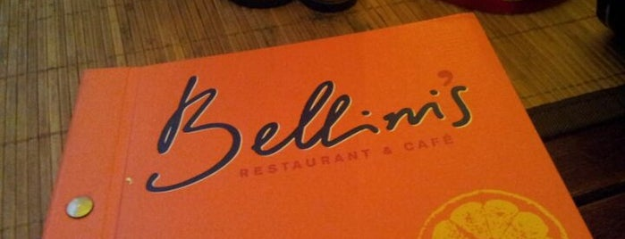 Bellinis is one of Lieux qui ont plu à Helena.