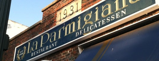 La Parmigiana is one of HAMPTONS.