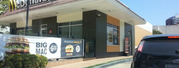 McDonald's is one of Fortaleza Ceara.
