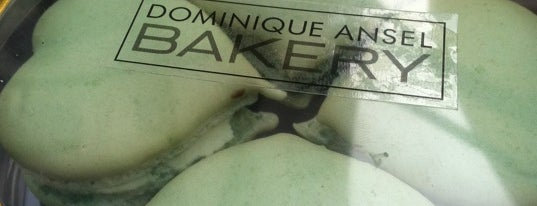 Dominique Ansel Bakery is one of New York.