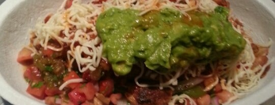 Chipotle Mexican Grill is one of Gespeicherte Orte von Un Tal Montfort.
