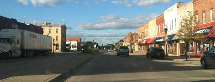 St Peter, MN is one of Places I have mixed a band.