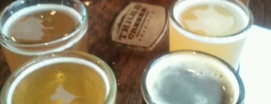 Three Creeks Brewing Co. is one of Central Oregon Breweries.