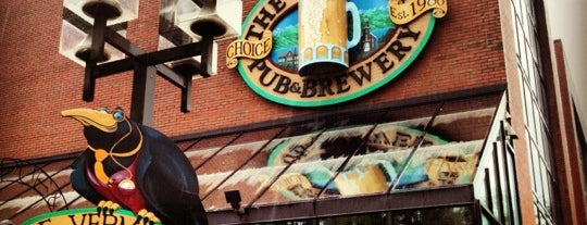 Vermont Pub & Brewery is one of Breweries.