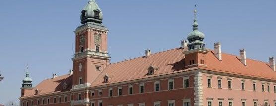 Zamek Królewski | The Royal Castle is one of Warsaw.