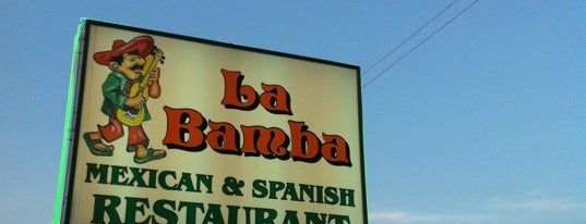 La Bamba Mexican and Spanish Restaurant is one of Gayborhood #VisitUS.