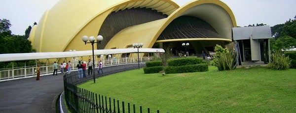 Theater IMAX Keong Emas is one of JAKARTA.