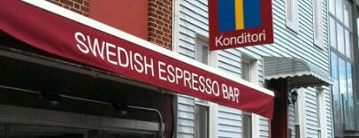 Konditori is one of Espresso - Brooklyn.