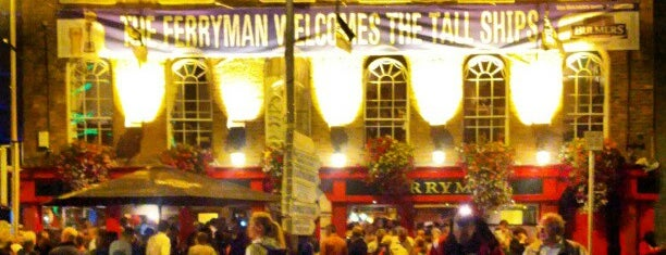 The Ferryman is one of U2's Dublin.