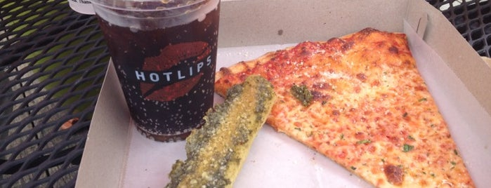 HOTLIPS Pizza is one of PDX: To-Dos in Portlandia.