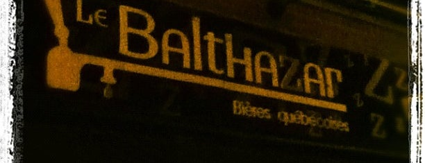Le Balthazar is one of Bieres de microbrasseries / Microbreweries beers.