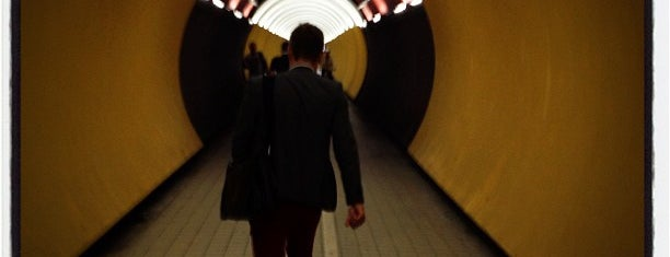 Tunnelgatan is one of Stockholm City Guide.
