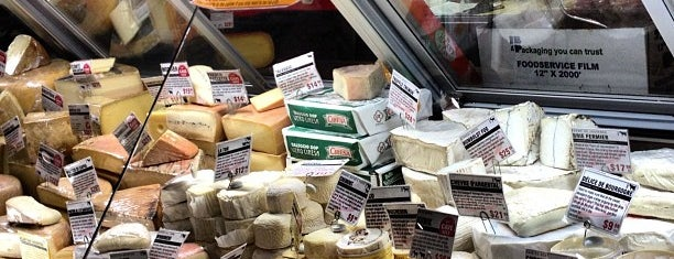 Murray's Cheese at Grand Central Market is one of NYC NYC.