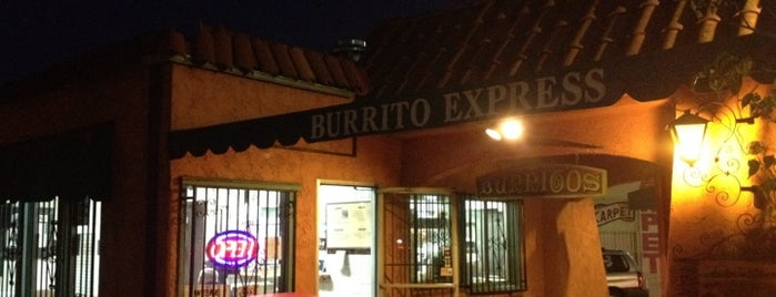Burrito Express is one of SimpleFoodie Recommends.