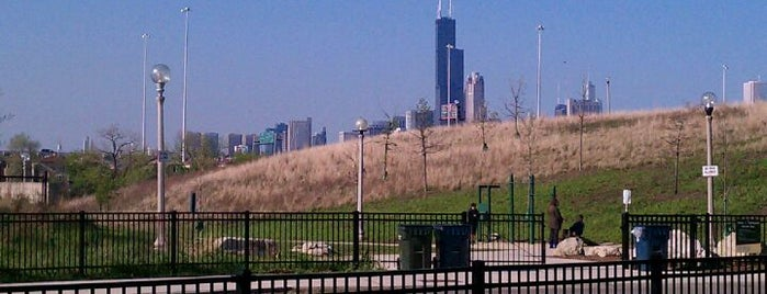 McGuane Park is one of Chicago Park District Fitness Centers.
