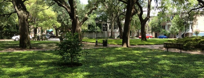 Ski Square Is One Of The 15 Best Quiet Places In Savannah