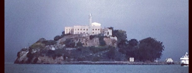 Alcatraz Island is one of Great places for museum mysteries.