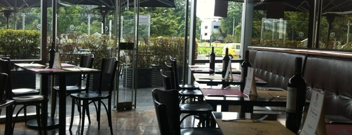 Patria is one of Restaurantes visitados.