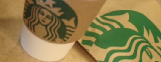 Starbucks is one of Orte, die Emilio gefallen.