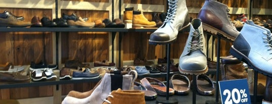 Timberland is one of San Francisco.