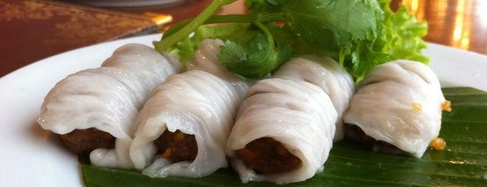 Bann Klang Nam Restaurant is one of Bangkok.