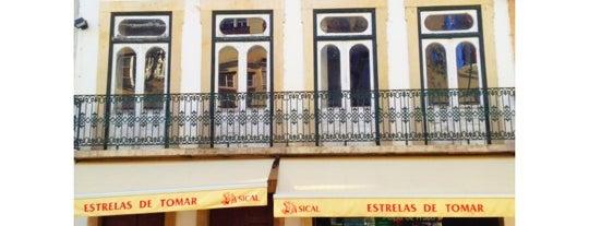 Estrelas de Tomar is one of สถานที่ที่ Pedro ถูกใจ.