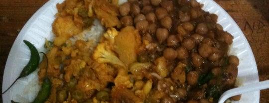 Punjabi Grocery & Deli is one of Vegetarian NYC.